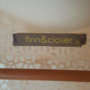 Tops - Crochet Tank Top Finn & Clover